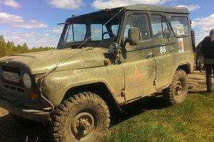 Автомобиль УАЗ 469, среднее состояние, 1984 года выпуска, цена 73 000 руб., Арзамас