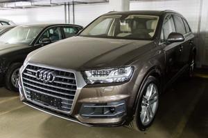 Авто Audi Q7, 2016 года выпуска, цена 5 541 280 руб., Москва