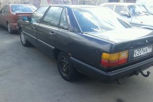 Автомобиль Audi 100, хорошее состояние, 1987 года выпуска, цена 65 000 руб., Москва