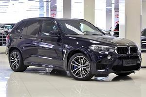 Авто BMW X5 M, 2015 года выпуска, цена 5 999 999 руб., Москва