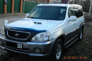 Автомобиль Hyundai Terracan, хорошее состояние, 2002 года выпуска, цена 245 000 руб., Подольск