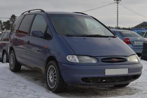 Авто Ford Galaxy, 1997 года выпуска, цена 232 000 руб., Екатеринбург