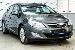 Авто Opel Astra, 2011 года выпуска, цена 450 000 руб., Москва