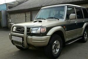 Автомобиль Hyundai Galloper, хорошее состояние, 2002 года выпуска, цена 340 000 руб., Ярославская область
