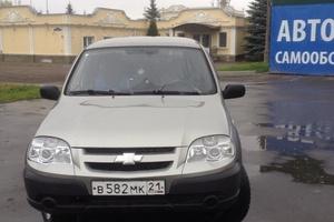 Подержанный автомобиль Chevrolet Niva, отличное состояние, 2012 года выпуска, цена 375 000 руб., Мытищи