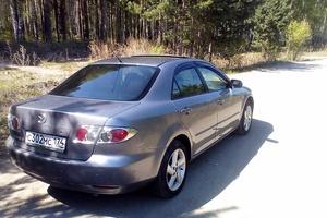 Подержанный автомобиль Mazda 6, отличное состояние, 2005 года выпуска, цена 349 000 руб., Челябинск
