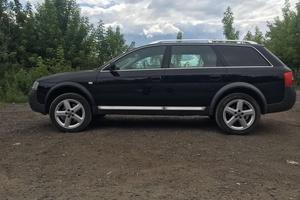 Подержанный автомобиль Audi Allroad, отличное состояние, 2003 года выпуска, цена 480 000 руб., Москва