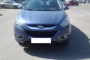 Подержанный автомобиль Hyundai ix35, хорошее состояние, 2011 года выпуска, цена 950 000 руб., Одинцово