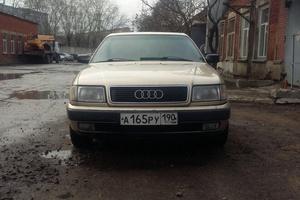 Подержанный автомобиль Audi 100, хорошее состояние, 1992 года выпуска, цена 180 000 руб., Королев