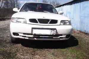 Автомобиль Daewoo Nubira, хорошее состояние, 1999 года выпуска, цена 60 000 руб., Новомосковск