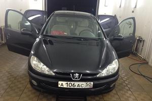 Подержанный автомобиль Peugeot 206, хорошее состояние, 2004 года выпуска, цена 190 000 руб., Московская область