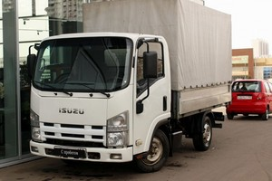 Авто Isuzu N-Series, 2010 года выпуска, цена 549 000 руб., Москва