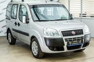 Авто Fiat Doblo, 2011 года выпуска, цена 370 000 руб., Москва