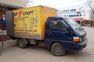 Автомобиль Hyundai H-100, хорошее состояние, 2006 года выпуска, цена 250 000 руб., Москва
