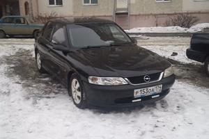 Подержанный автомобиль Opel Vectra, хорошее состояние, 2000 года выпуска, цена 160 000 руб., Челябинск