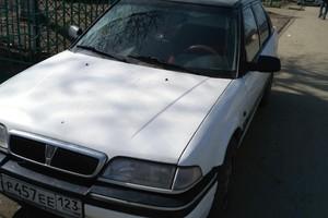 Автомобиль Rover 200 Series, хорошее состояние, 1994 года выпуска, цена 100 000 руб., Краснодар