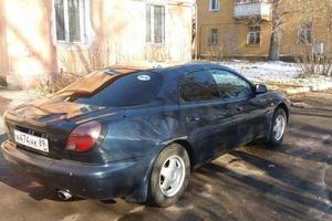 Автомобиль Mazda Lantis, хорошее состояние, 1996 года выпуска, цена 133 000 руб., Омская область