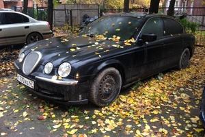 Автомобиль Jaguar S-Type, хорошее состояние, 2000 года выпуска, цена 170 000 руб., Санкт-Петербург и область
