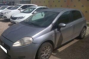 Авто Fiat Punto, 2008 года выпуска, цена 215 000 руб., Самара