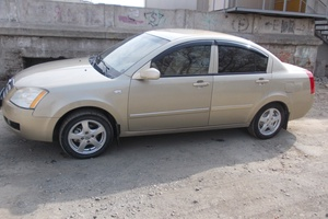 Подержанный автомобиль Chery Fora, плохое состояние, 2007 года выпуска, цена 85 000 руб., Челябинск