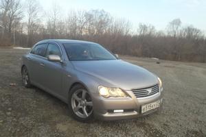 Автомобиль Toyota Mark X, хорошее состояние, 2006 года выпуска, цена 550 000 руб., Комсомольск-на-Амуре