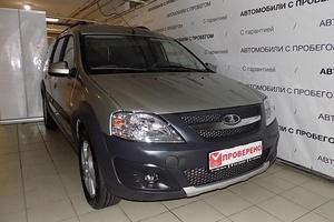 Авто ВАЗ (Lada) Largus, 2017 года выпуска, цена 760 000 руб., Москва