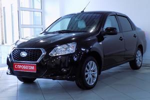 Авто Datsun on-DO, 2015 года выпуска, цена 359 000 руб., Москва