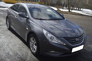 Подержанный автомобиль Hyundai Sonata, хорошее состояние, 2010 года выпуска, цена 570 000 руб., Лобня