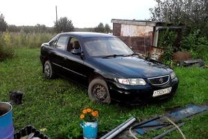 Автомобиль Mazda Capella, хорошее состояние, 1998 года выпуска, цена 150 000 руб., Кемерово