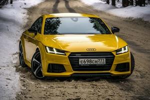 Подержанный автомобиль Audi TT, отличное состояние, 2016 года выпуска, цена 2 440 000 руб., Москва
