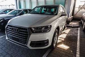 Авто Audi Q7, 2016 года выпуска, цена 4 777 984 руб., Москва