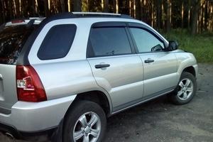Подержанный автомобиль Kia Sportage, хорошее состояние, 2009 года выпуска, цена 540 000 руб., Кубинка