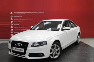 Подержанный автомобиль Audi A4, отличное состояние, 2011 года выпуска, цена 730 000 руб., Москва