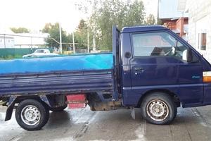 Автомобиль Hyundai Porter, среднее состояние, 2007 года выпуска, цена 250 000 руб., Югорск