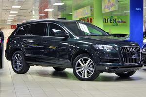 Подержанный автомобиль Audi Q7, отличное состояние, 2011 года выпуска, цена 1 477 777 руб., Москва