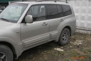 Автомобиль Mitsubishi Montero, отличное состояние, 2002 года выпуска, цена 425 000 руб., Москва