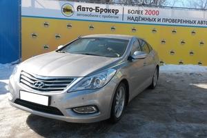 Авто Hyundai Grandeur, 2012 года выпуска, цена 1 150 000 руб., Самара