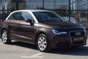 Подержанный автомобиль Audi A1, отличное состояние, 2013 года выпуска, цена 810 000 руб., Ростов-на-Дону