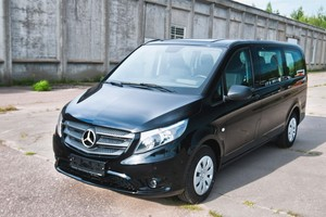 Авто Mercedes-Benz Vito, 2016 года выпуска, цена 2 500 000 руб., Москва