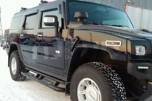 Автомобиль Hummer H2, хорошее состояние, 2003 года выпуска, цена 1 250 000 руб., Стрежевой