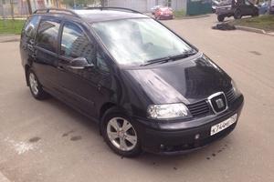 Автомобиль SEAT Alhambra, отличное состояние, 2009 года выпуска, цена 650 000 руб., Москва