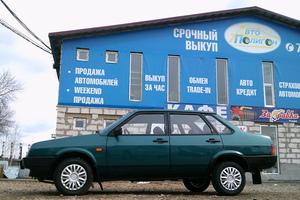 Авто ВАЗ (Lada) 2109, 1999 года выпуска, цена 123 000 руб., Ярославль