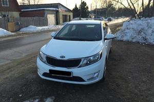 Автомобиль Kia Rio, отличное состояние, 2014 года выпуска, цена 600 000 руб., Югорск