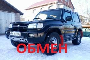 Автомобиль Hyundai Galloper, отличное состояние, 2003 года выпуска, цена 435 000 руб., Артем