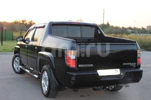 Автомобиль Honda Ridgeline, среднее состояние, 2008 года выпуска, цена 585 000 руб., Калининград