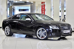 Подержанный автомобиль Audi S5, отличное состояние, 2010 года выпуска, цена 1 222 222 руб., Москва