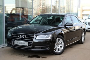 Авто Audi A8, 2014 года выпуска, цена 2 939 000 руб., Москва