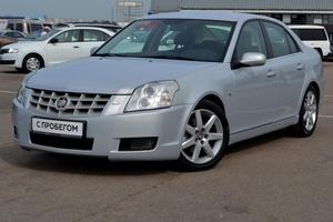 Авто Cadillac BLS, 2009 года выпуска, цена 500 000 руб., Москва