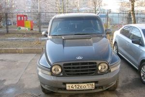 Автомобиль ТагАЗ Tager, отличное состояние, 2008 года выпуска, цена 330 000 руб., Санкт-Петербург
