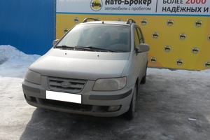Авто Hyundai Matrix, 2003 года выпуска, цена 220 000 руб., Самара